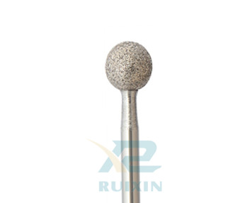 DL110-4 0-ENT(Diamond)-SS-Rising Dental Carbide burs Diamond